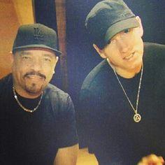 Ice and Eminem