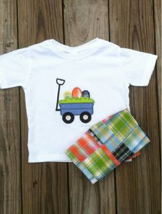 Boys Easter Shirt with shorts by lukeslanding on Etsy, $38.00