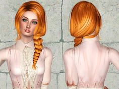 Newsea`s Immortal hairstyle retextured by Chantel Sims for Sims 3 - Sims Hairs - http://simshairs.com/newseas-immortal-hairstyle-retextured-by-chantel-sims/