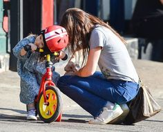 Charlotte Gainsbourg Photos: Charlotte Gainsbourg Out With Her Daughter In NYC