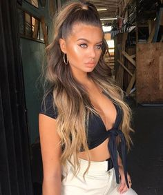 Blonde Wig, Blonde Color, Baddie Hairstyles, Trendy Hairstyles, Straight Hairstyles For Long Hair, Trending Haircuts, Lace Hair, Prom Hair, Human Hair Wigs
