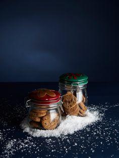 Make it tasty with Christmas cookie jars Christmas Cookie Jars, Christmas 2014, Tasty, How To Make, Food, Essen, Meals, Yemek, Eten
