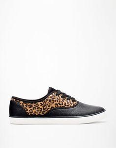 Bershka Slovakia - BSK leopard print sneakers ^^^^^^^awwwww