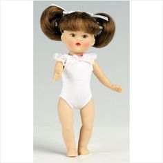Vogue Light Brown Hair Dress Me 5.5 In. Mini Ginny Doll 2010, New, MIB, just listed on Ebid.net site for $30.00.