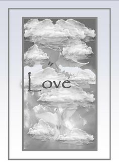 Love; He is Love.....
