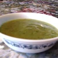 Zucchini Basil Soup