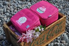 Stuck on You Lunchboxes make a perfect picnic! Shop> www.stuckonyou.biz