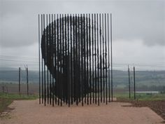 Amazing Nelson Mandela Sculpture ... - Club33