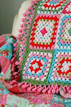 Coco Rose Diaries: This Week....... - I love this blanket!