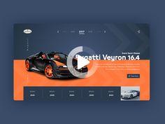 Food Web Design, Bugatti, Sliders, Real Estate, History, Car, Free, Historia, Automobile