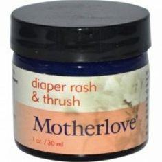 Nappy Rash & Thrush Relief (1st choice nappy cream!). EWG Skindeep Rating = 0