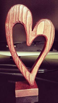 Heart of wood, Herz aus Holz, деревянное сердце
