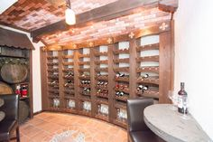 Wine Cellar - 1775 Cragg Road, Greenbank Wine Cellar, Wine Rack, Liquor Cabinet, Storage, Furniture, Home Decor, Riddling Rack, Purse Storage, Bottle Rack