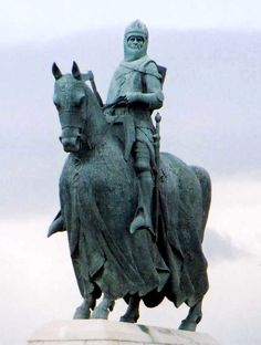"""""""As long as but a hundred of us remain alive, never will we on any conditions be brought under English rule.  It is in truth, not for glory, nor riches, nor honours that we are fighting, but for freedom– for that alone, which no honest man gives up but with life itself.""""- Robert the Bruce, King of Scotland, Battle of Arbroath, 6 April 1320."""