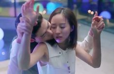 """Hans Zhang, Janine Chang Share Hot Kisses in """"Here to Heart"""" Tv Series 2013, Perfect Kiss, Tv Couples, Asian Celebrities, Video News, Celebrity News, Photoshoot, Entertaining, Kissing"""