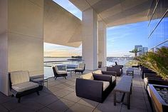 Hilton San Diego Bayfront, San Diego. I stayed here earlier this year, amazing.