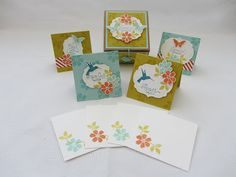 Stamping Moments: Bloomin' Marvelous Stamp Class.....