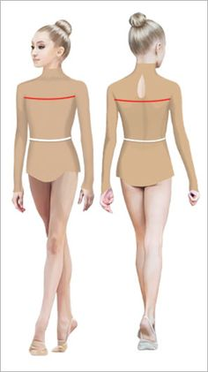 How to take measurements correctamente for make a leotard for rhythmic gymnastics. Rhythmic Gymnastics Costumes, Marching Band Uniforms, Figure Skating Costumes, Popular Articles, Ice Skating Dresses, Uniform Design, Dance Outfits, Dance Costumes, Dance Wear