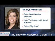 "Attkisson - ""Fake News"" Leftist Propaganda Tied To Soros, Media Matters"