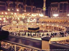 Image discovered by Find images and videos about islam, muslim and mekka on We Heart It - the app to get lost in what you love. Islamic Images, Islamic Pictures, Islamic Art, Mecca Madinah, Mecca Kaaba, Masjid Al Haram, Mekkah, Saints, Beautiful Mosques
