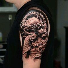 Beautiful Jesus ink
