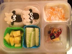 06.11.13 Shaun the sheep pb sandwiches; fortune cookie
