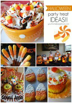 Halloween Party Treat Ideas