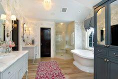 Great Neighborhood Homes - eclectic - bathroom - minneapolis - Great Neighborhood Homes