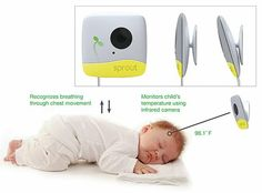 wow?! cool baby monitor. and more.