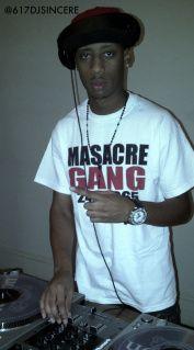 DJ Sincere Picture