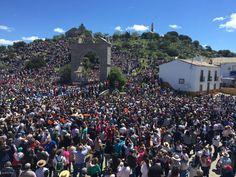 """La Junta quiere potenciar la romería Virgen de la Cabeza dentro de """"Turismo de Raíces"""""""