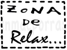 Tu zona de relax