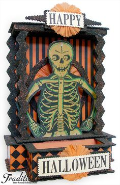 """Vintage Halloween Decor - Traditions Year-Round Holiday Store"""
