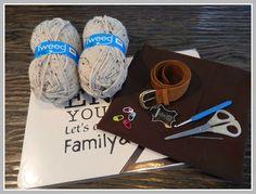 Eind februari haakte ik deze tas na vanaf een foto die ik op Pinterest vond. Ik plaatste een foto van mijn tas op een Facebook haakgroe... You Are Awesome, Little Darlings, Wool Felt, Knit Crochet, Crochet Patterns, Knitting, Sweet, How To Make, Facebook