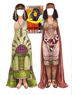Salome, Theda Bara