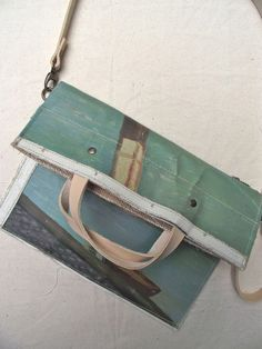 Yes or No: Unique Handmade Bags from Swarm