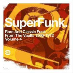 SUPER FUNK VOLUME 4 Various Artists NEW 2X LP VINYL SOUL / FUNK (BGP) RARE