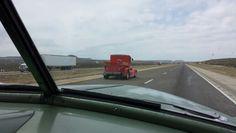2014 Lonestar Roundup,  Austin TX. The long drive home