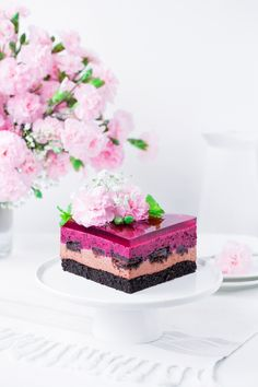 Mousse, Cake Recipes, Dessert Recipes, Food Cakes, Kakao, Homemade Cakes, Vanilla Cake, Delicious Desserts, Cheesecake