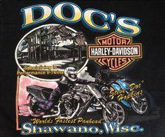 Doc's Harley-Davidson, WI