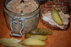 kg łopatki wieprzowej 500 g boczku świeżego 100 g słoniny 1 łyżka smalcu Pickles, Cucumber, Canning, Food, Essen, Meals, Pickle, Home Canning, Yemek