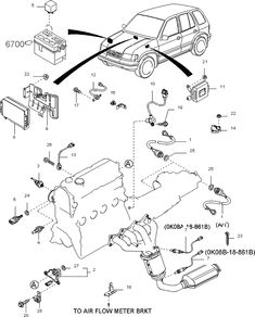 10+ Best 1998 Kia Sportage Parts Diagrams images | kia sportage, sportage,  kiaPinterest