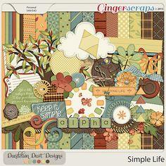 Simple Life By Dandelion Dust Designs