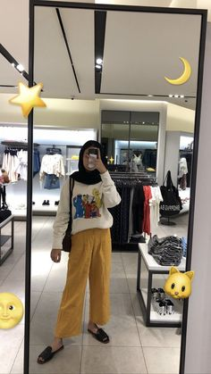 Hijab Casual, Ootd Hijab, Hijab Chic, Modern Hijab Fashion, Street Hijab Fashion, Muslim Fashion, Fashion Outfits, Hijab Mode Inspiration, Hijab Stile