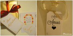 Etiquettes de cadeaux à imprimer