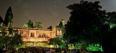 Noches en los Jardines del Alcázar