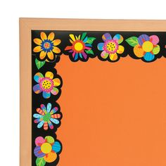 Spring door decorations classroom bulletin boards cute ideas Ideas for 2019 Boarders For Bulletin Boards, Flower Bulletin Boards, Bulletin Board Design, Bulletin Board Borders, Classroom Bulletin Boards, Art Classroom, Borders For Board, Classroom Borders, Classroom Charts