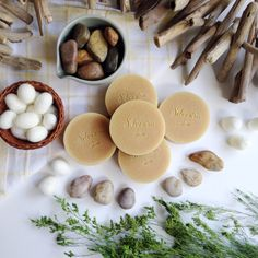Silk & Lemongrass Soap Bar / Essential Oil by SilvestraPureSoap