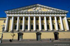 São Petersburgo, a cidade que nasceu do mar via @almadeviajante