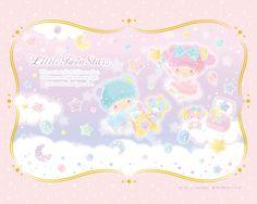 Little Twin Stars Wallpaper 2017 - 1280×1024